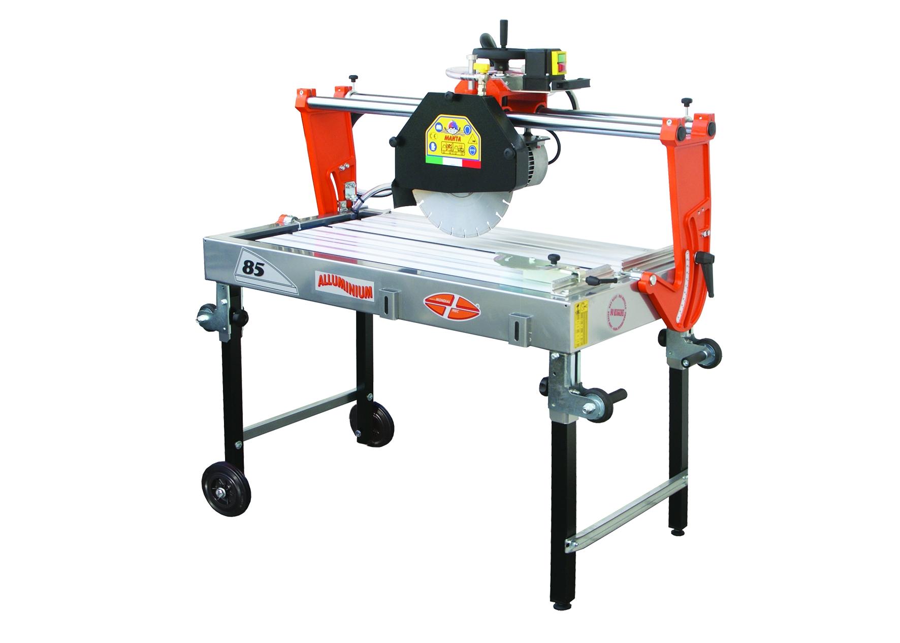 Manta Alluminium 65-85-100-120